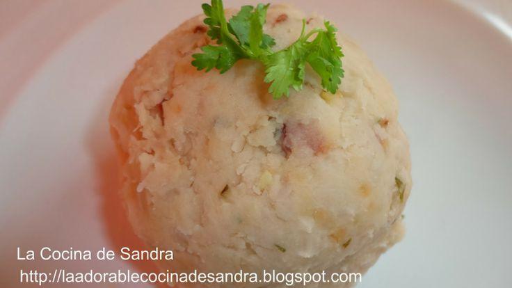 La Cocina de Sandra: MAJADITO DE YAUTIA | RECETAS | Pinterest