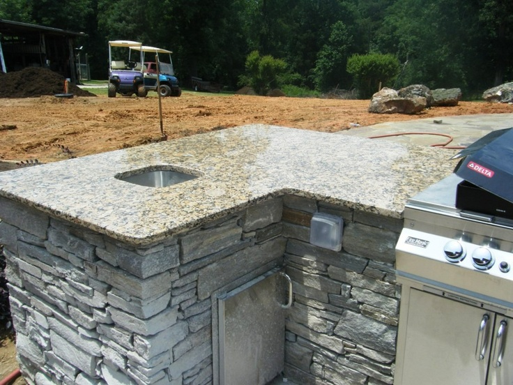 Pin by fireplace granite on outdoor kitchens charlotte Outdoor kitchen cost estimator