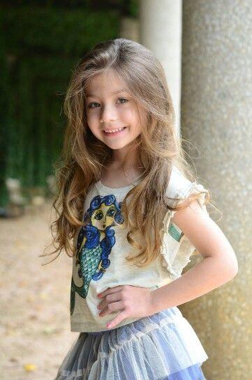 Alexis Arnold, Child Model, Texas Child Model Magazine, TL Modeling ...