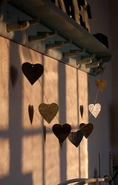 ** hearts
