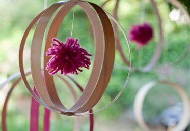 Make Wood Veneer Globes - creativebug