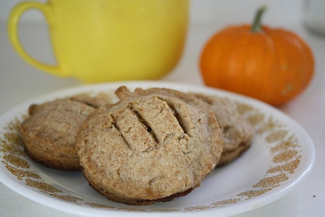 pumpkin pasties | Food & Drink - Healthy(ish) Recipes | Pinterest