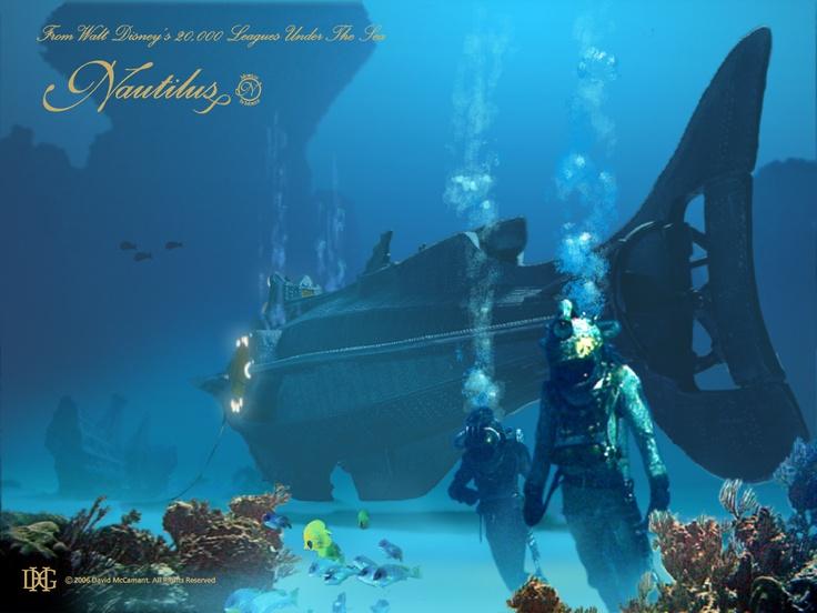 Another Journey | David McCamant #nautilus