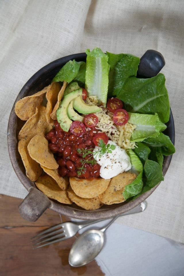 Nacho Salad | P... Nacho Salat