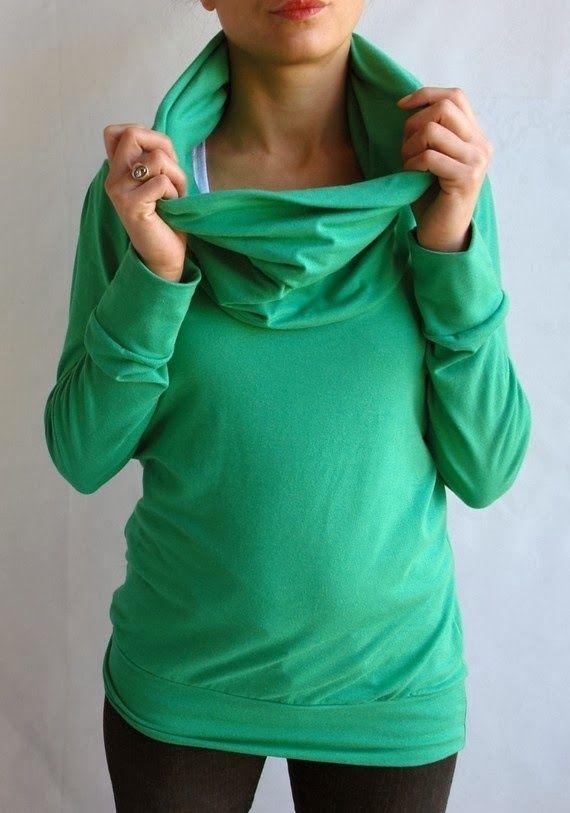 Stylish Sweatshirt   Wicked Green   Pinterest