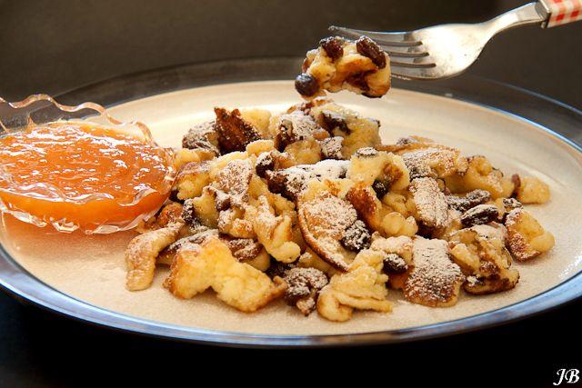 Kaiserschmarrn | Recipes in Dutch - sweets | Pinterest