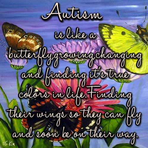 Pin By Georgia Patterson On Autism Be Aware Pinterest