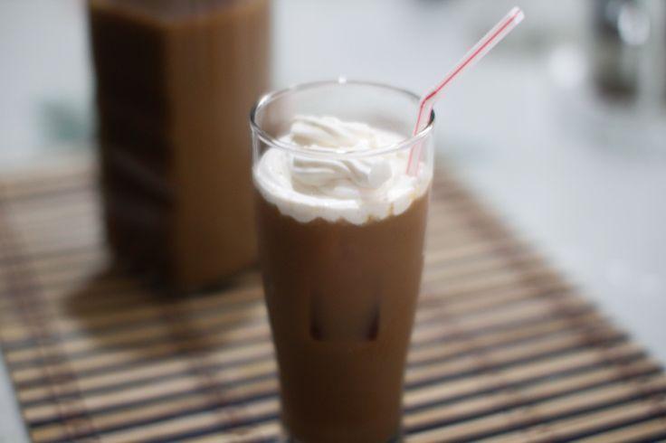 wikiHow to Make Thai Iced Coffee -- via wikiHow.com
