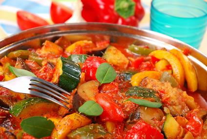 Ratatouille is a classic French dish that has been made for ...