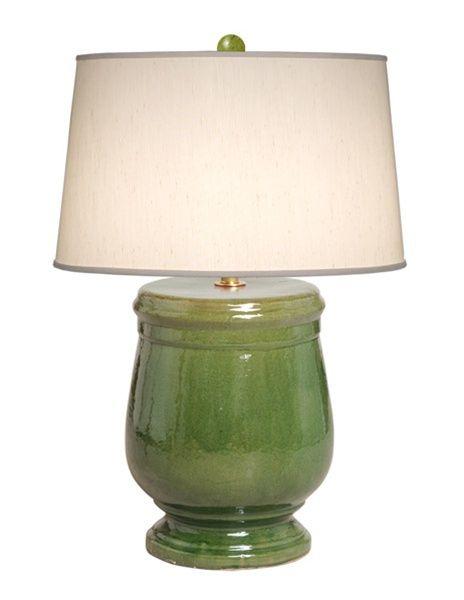 0978SGLP.TS Tuscan garden stool lamp 31h