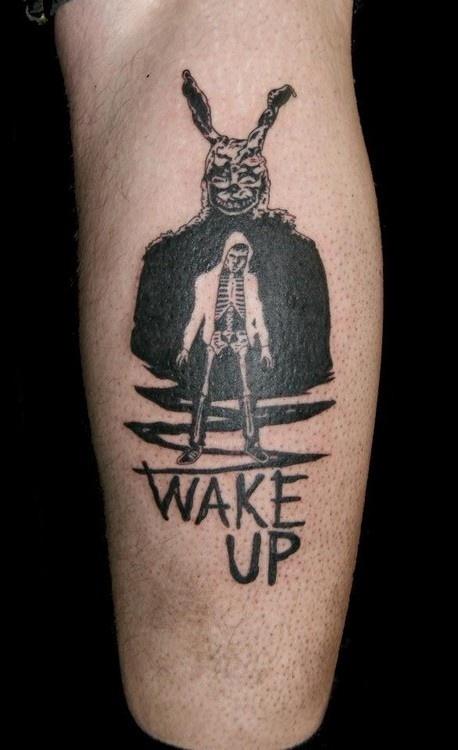 Donnie Darko Tattoo | Donnie Darko | Pinterest