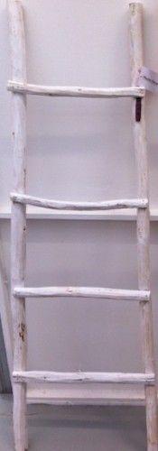 Decoratieve ladder  LADDER ♥  Pinterest