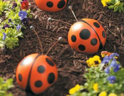 How to Make Bowling Ball Bugs
