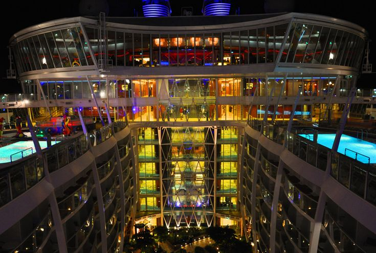RCCL Oasis/Allure of the Seas Central Park