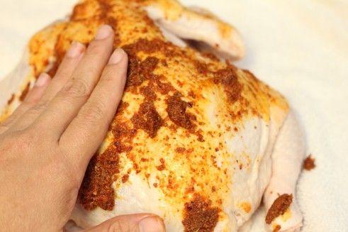 Peruvian Roast Chicken | Peruvian Food | Pinterest