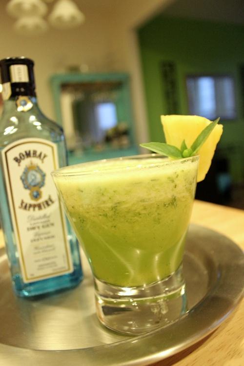 "Pineapple Gin ""Kir"" Recipes — Dishmaps"