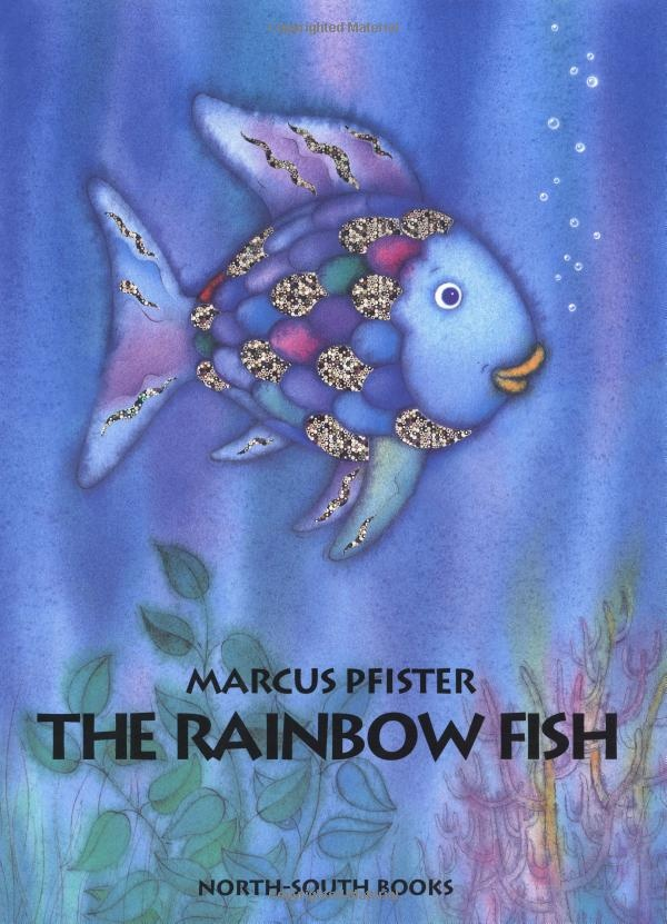 the rainbow fish by marcus pfister kid stuff pinterest
