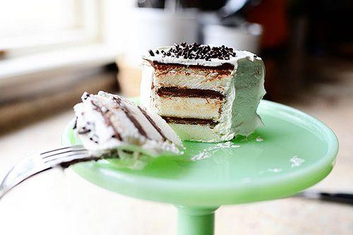Itty Bitty Nutella Cakes | Recipe