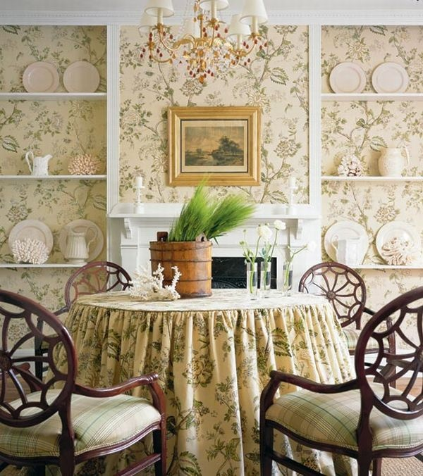 French country dining rooms pinterest for Dining room pinterest
