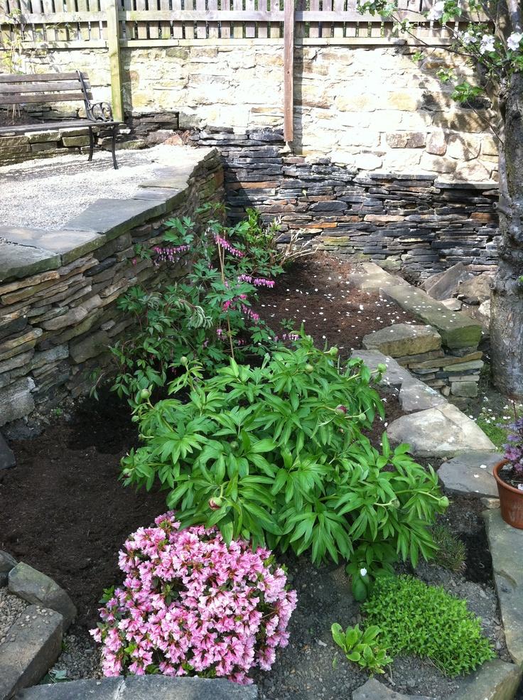 Tiered Garden Yard And Garden Ideas Pinterest