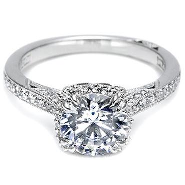 My Beautiful engagement ring by Tacori