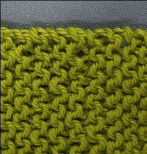 Knitting Tips : Knitting Tips: What Is An Edge Stitch? Knitting Tips and Tricks P ...