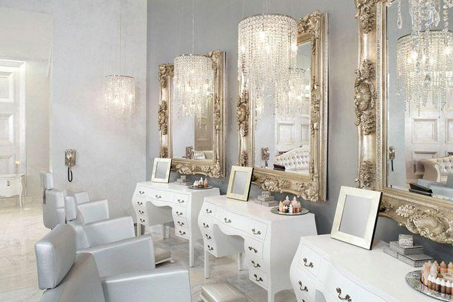 I am loving the Color Salon by Michael Boychuck! It's glitzy, it's classic, it's feminine, it's gorgeous!