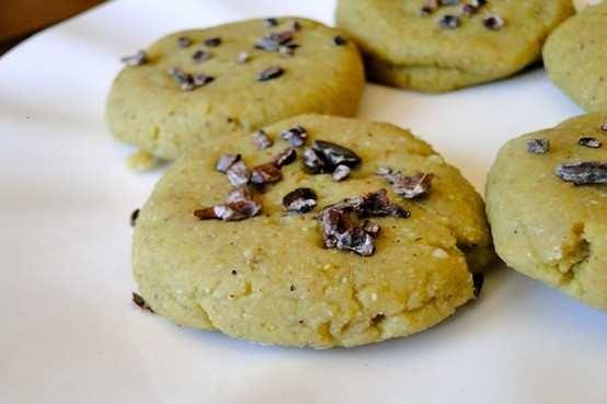 Pistachio-Orange Cocktail Cookies Recipes — Dishmaps
