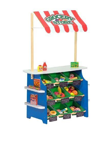 Toys R Us Lemonade Stand : Melissa amp doug deluxe grocery store lemonade stand jpg
