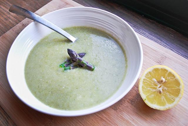 Fresh Asparagus and Parmesan Soup | Crock Pot/Soups/Casseroles | Pint ...