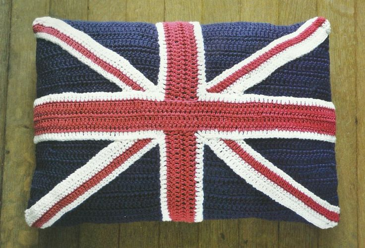 Crochet Pattern Union Jack : Pinterest: Discover and save creative ideas