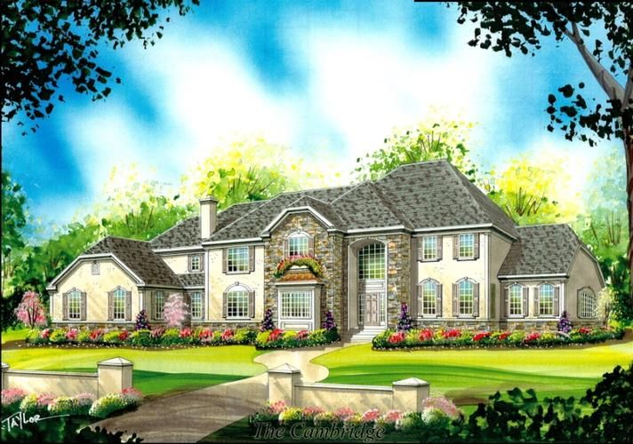 Pin by paul stillwaggon on nj new homes for sale pinterest for Build on your lot new jersey