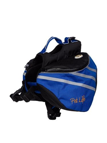 76 off pet life dupont everest backpack blue grey