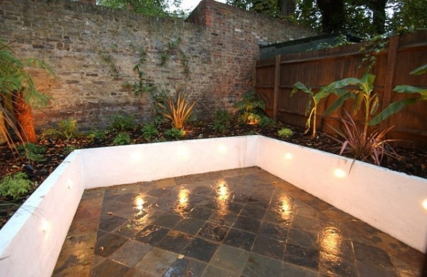 patio lawn layout uk