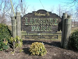 located in Ashtabula, County Ohio.  It is one of the locations of our annual Family reunions.  It is right on Lake Erie.  Beautiful!
