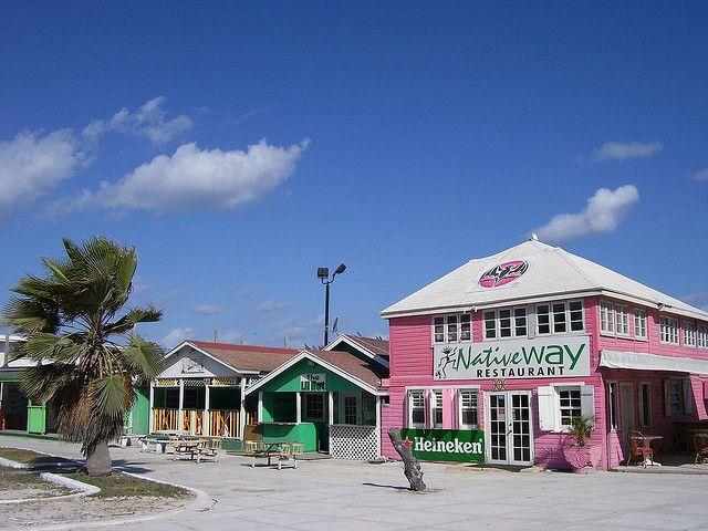 Fish fry nassau bahamas favorite places spaces pinterest for Fish fry nassau