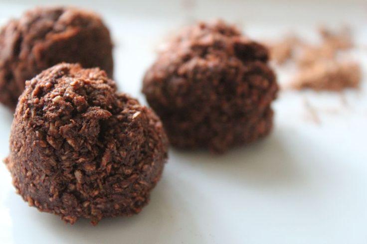 Coconut Chocolate Macaroon Recipes — Dishmaps