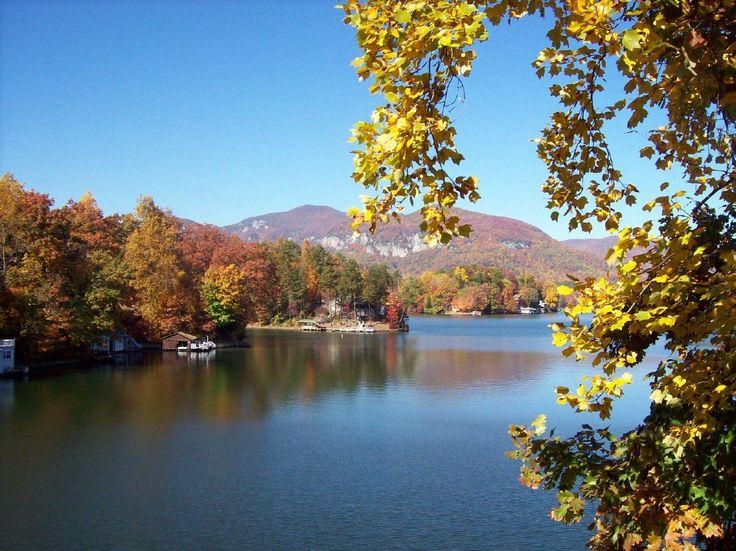 Lake Lure North Carolina Places Pinterest