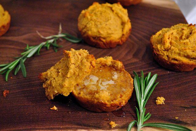 Gluten-free Sweet Potato Rosemary Biscuits #gf 170g gluten-free flour ...