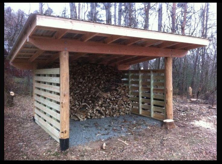 Superb Wood Storage Shed | Wood Shed | Pinterest