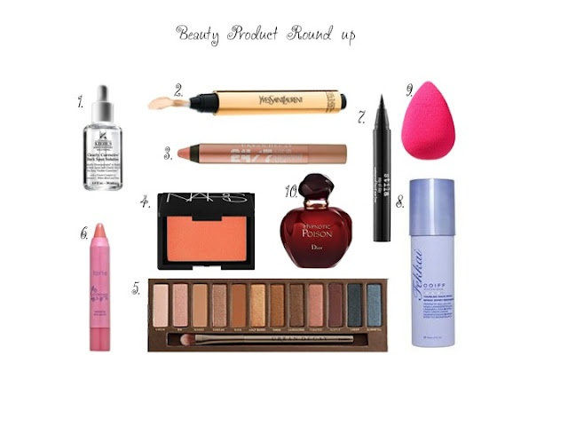 Beauty Product Round up