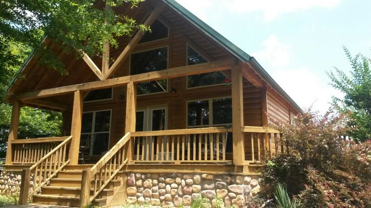 Pin By Kristy George On Our Log Cabin Caddo River Cabins