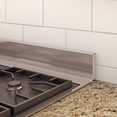 stainless steel backsplash 30 inches bspd s home depot canada 59
