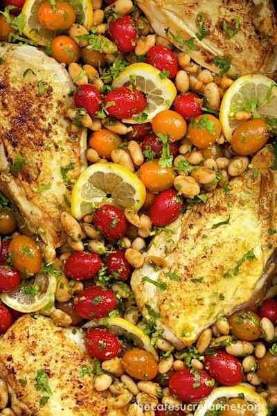 Mediterranean Chicken | Favorite Recipes | Pinterest