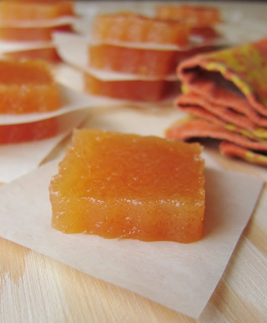 Quince Paste (Membrillo) | We be Jamming & Canning | Pinterest