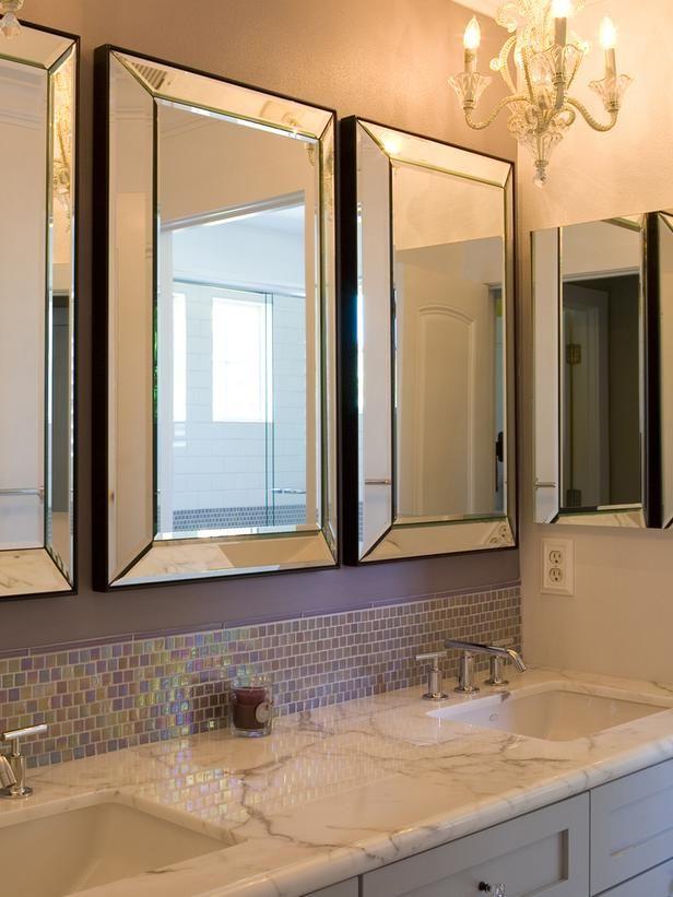 Cool  Bathroom Mirror Ideas 7 Amazing Bathroom Mirror Ideas To Inspire You 7