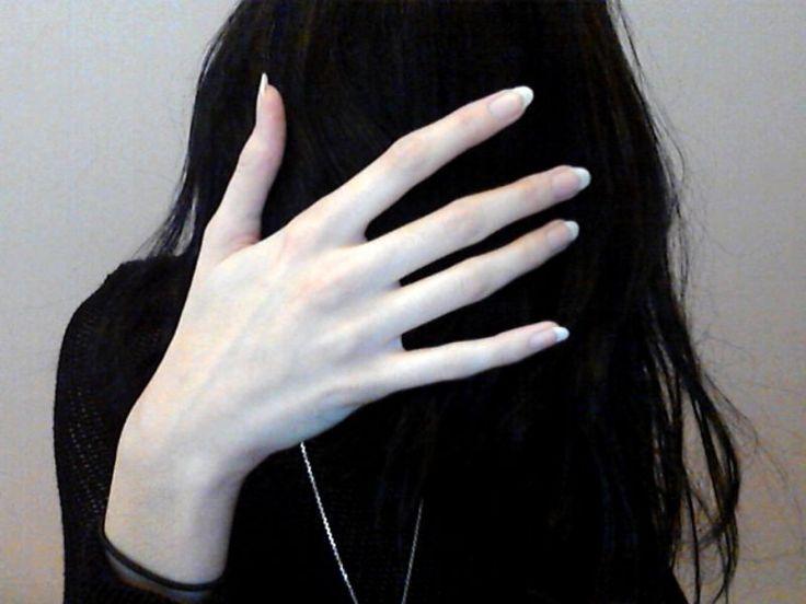 Как сделать черные руки как у