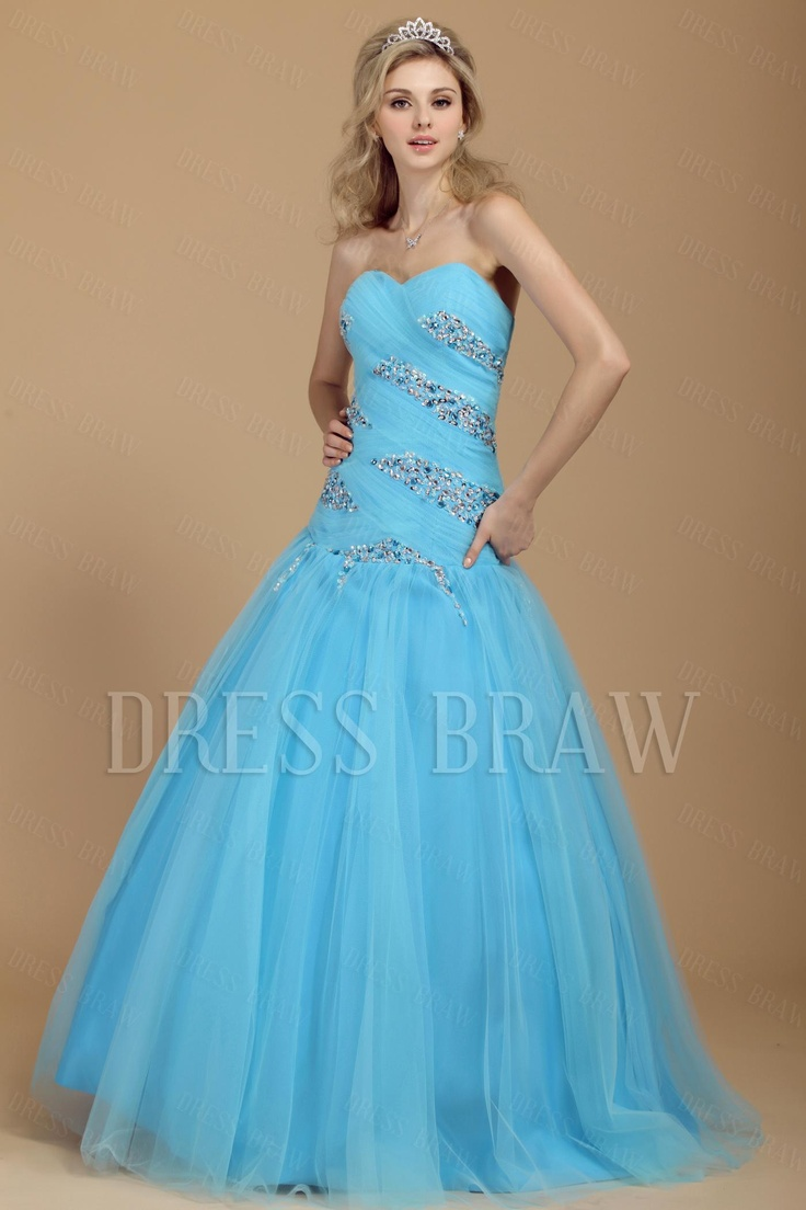 Marine Prom Dresses - Long Dresses Online