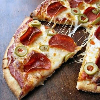 Semolina pizza dough | Cooking | Pinterest