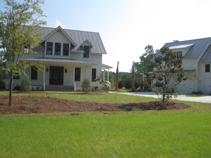 Low country houses in palmetto bluff architecture low for Lowcountry homes